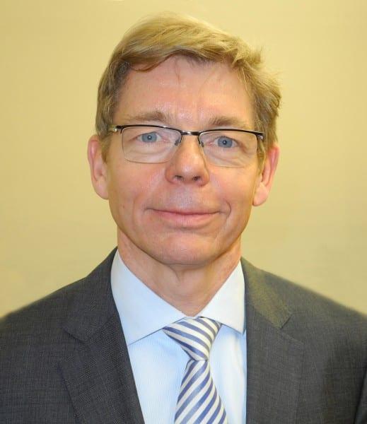 Michael Schubek, der Kandidat der SPD für das Bürgermeisteramt