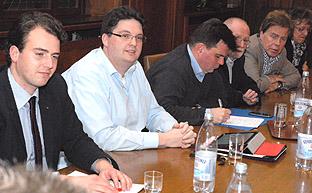 Thomas Sussenburger, Christian Buchen, Torsten Jungbluth