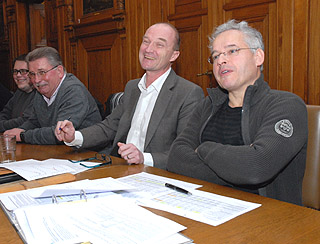 Rainer Adolphs, Guido Hüpper, Martin Wiegelmann