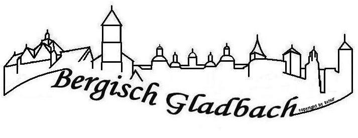 Noch Ein Aufkleber Für Bergisch Gladbach