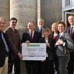 75.000 Euro für das Kinderhospiz Burgholz