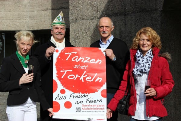 Diana Rappenhöner, Bernd Mathies, Johannes Zenz, Ute Unrau