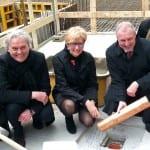 Neubau der Kreissparkasse soll Anfang 2015 fertig sein