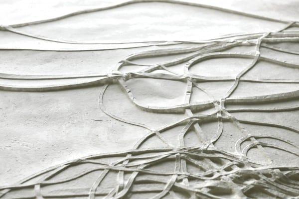 M.Grzymala_#3 (Detail aus der Serie Making Paper) 2010