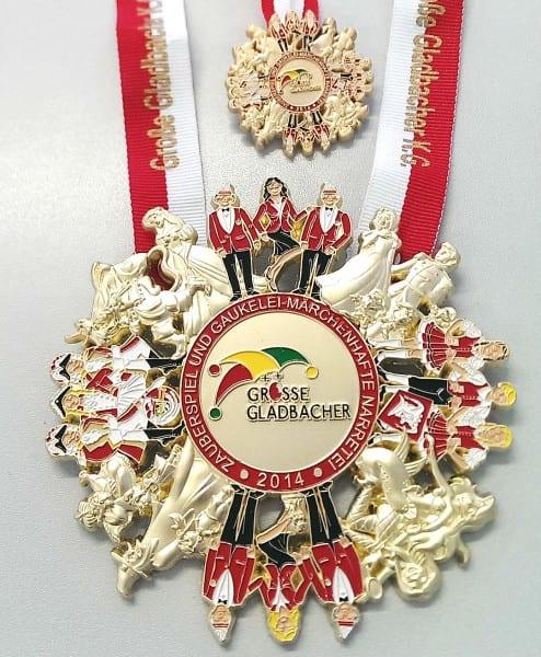 Orden Grosse Gladbacher 2014