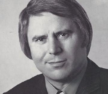 "Franz Weissenberger. Foto: ""Zehn Jahre Franz Weissenberger KG. Firmengeschichte 1962-1972."""