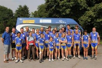 Jugendetappenfahrt 2013