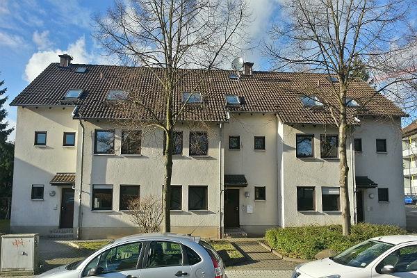 """Die """"Trutzburg"""" in der Gartenstraße 30 in Bensberg"""