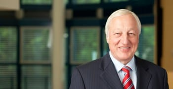 Johannes van Bergen, Sprecher des Vorstandes der Stadtwerke Schwäbisch Hall