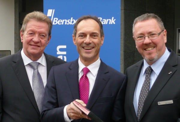 Helmut Krause, Manfred Habrunner, Olaf Schmiedt