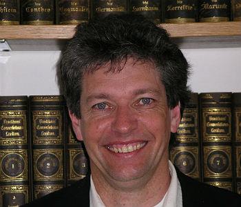 Albert Eßer, Leiter des Stadtarchivs Bergisch Gladbach