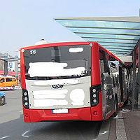 Polizei macht Fahrfehler für Busunfall verantwortlich