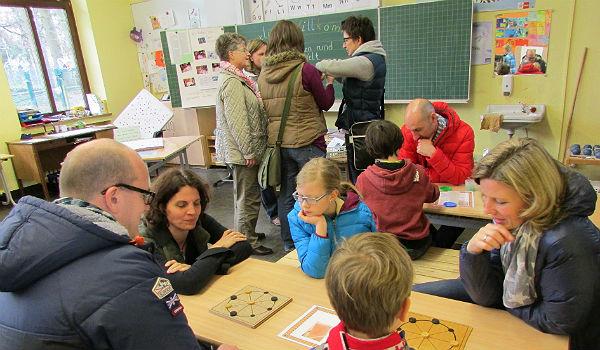 GGS Moitzfeld Klassenzimmer