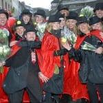 Fast 111 Bilder vom Bensberger Karnevalszug