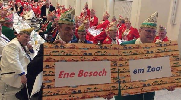 Das Bergisch Gladbacher Motto 2015