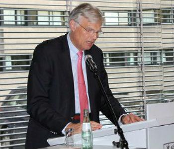 Jürgen Mumdey im Stadtrat. Foto: Rölen