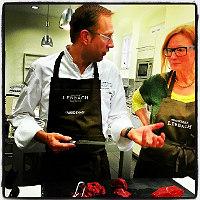 Ein Kochkurs mit Nils Henkel – auf Instagram