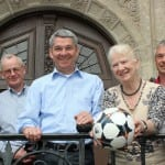"""""""Camp der Zukunft"""" – drei Fußballtage in den Ferien"""