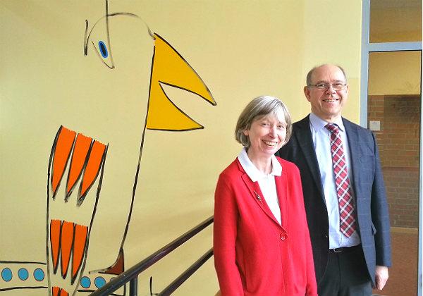 Elke Littmann und Gerd Josmann