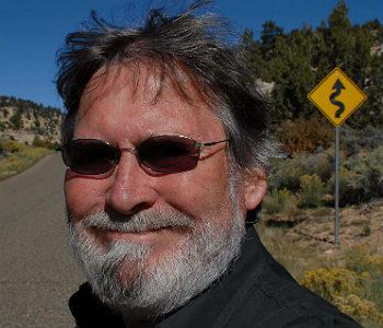 Klaus Hansen auf Reisen