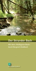 Titelbild: Der Strunder Bach