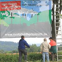 Bürgerinitiative Moitzfeld Herkenrath noch schlagkräftiger