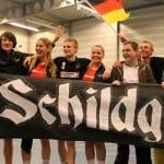 Korfball-Junioren gewinnen Bronzemedaille