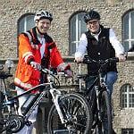Die Stadtverwaltung wird mobil – auf zwei Rädern!