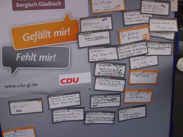 Das Ergebnis der Schreibgespräche in Bensberg