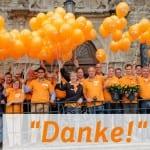 CDU bedankt sich für großartiges Wahlergebnis!