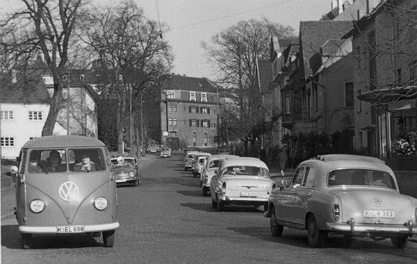 Geschichte Straße