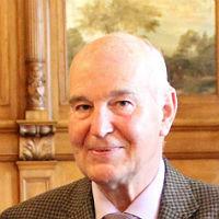 Ehrennadel in Silber für Hans Dieter Grimberg
