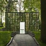 """Ein """"Haus der Klage"""" für die Gärten der Bestattung"""