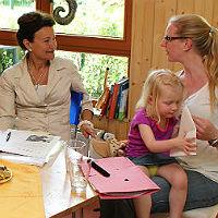 Jugendamt wirbt für Tagespflege – und um Tagesmütter