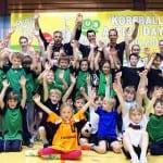 Sonniges Korfballfest in Paffrath