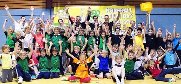 Korfball actionday 600