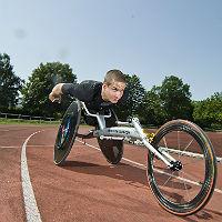 Marc Schuh genießt letztes Rennen seiner Karriere