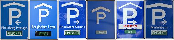 Parkhäuser Muster-Leiste 140