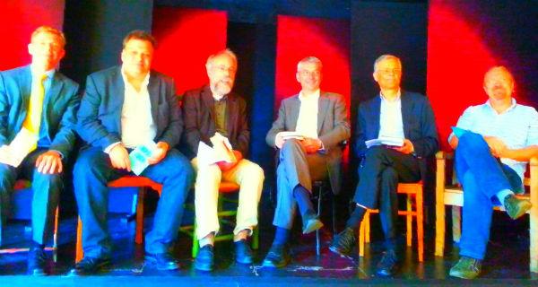 Michael Schubek, Tomas M. Santillan, Peter Baeumle-Courth, Lutz Urbach, Jörg Krell, Klaus Graf