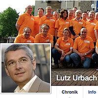 Lutz Urbach löst Facebook-Sturm aus