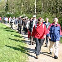 Wanderwoche bietet 7 Touren durch Bergisch Gladbach