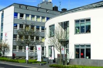 Hauptsitz der Belkaw in der Herman-Löns-Straße