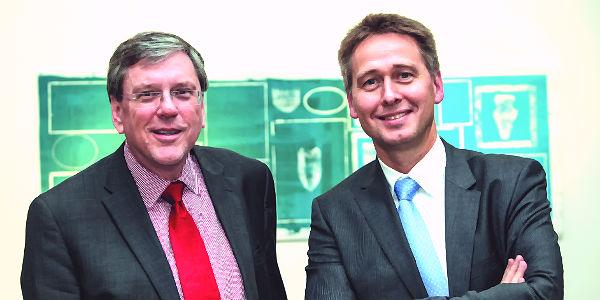Co-Geschäftsführer: Klaus Kaiser, Klaus Henninger