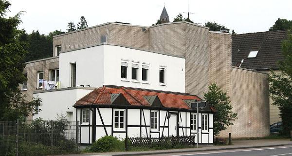 Private Baukunst an der Bensberger Straße