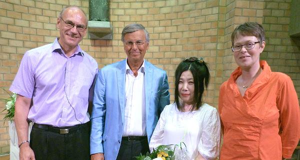 Achim Dehmel, Wolfgang Bosbach, Susanne Schlösser