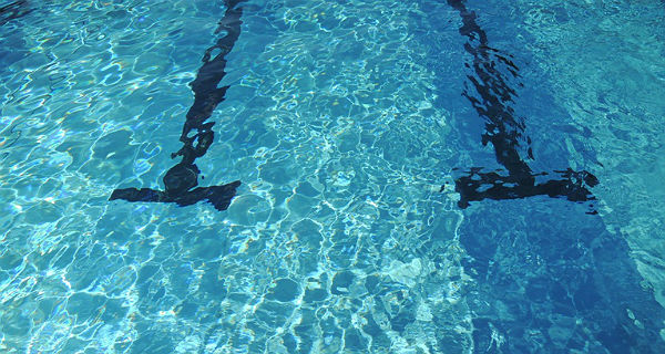 Freibad Badenschwimmen 600