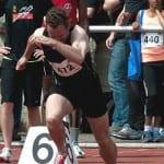Jochen Gippert in alter Frische  – Dahlke mit 800m-Bestzeit