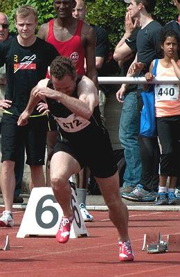 Jochen Gippert gewinnt zwei Deutsche Meistertitel