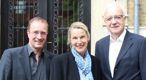 Nils Henkel, Fritz Pleiten, Petra Oelschlägel