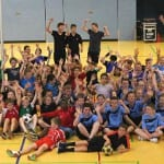 KIDS: Korfball-Pokal geht an die IGP